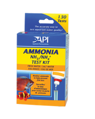 Aquarium Pharmaceuticals (API) Ammonia Test Kit