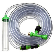 Python 50' No Spill Water Changer - Clean & Fill