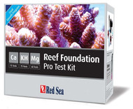 Red Sea Reef Foundation Pro Test Kit (Ca/Alk/Mg)