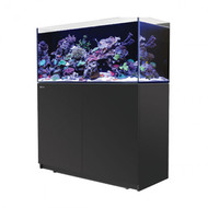 Red Sea Reefer 350 Black 73 Gallon Aquarium Tank Setup