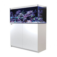 Red Sea Reefer 350 White 73 Gallon Aquarium Tank Setup