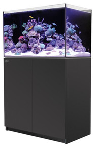 Red Sea Reefer 250 Black 54 Gallon Aquarium Tank Setup