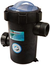"""EZ 1.5"""" Priming Basket for External Water Pumps for aquariums"""