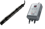 Deluxe 500w Titanium Heater with Digital Controller - Finnex