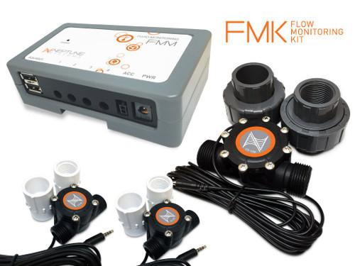 FMK - Flow Monitoring Kit - Complete System - Neptune Systems pump flow monitoring for aquariums