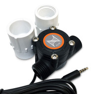 "FS-50 - Flow Monitoring Sensor 1/2"" with Adapters - Neptune Systems"