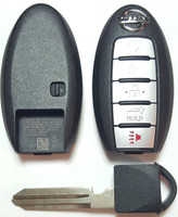 Nissan COMPLETE 5 button Smart Key Push to start Hatch SUV OEM 2013 2014 2015 2016