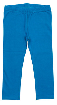 Fitted Leggings-  Azure