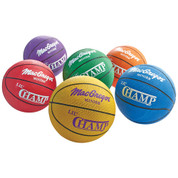 MacGregor LiL' Champ Kids Size Multicolor Basketball Prism Pack