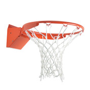 MacGregor Game Series Breakaway Basketball Rim with Net and Official Goal