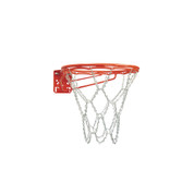 MacGregor Front Mount Super Basketball Goal with Double Rim and Chain Net