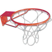 PERMANET High Endurance Vinyl Steel Cable Basketball Net