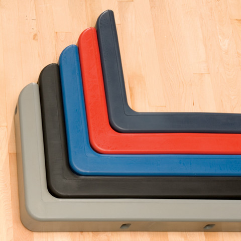 Black Saf-Guard Cushion Edge Basketball Backboard Padding for Safety