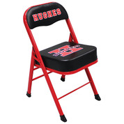 Custom Design and Color Deluxe Sideline Chair for Basketball or Volleyball Courts