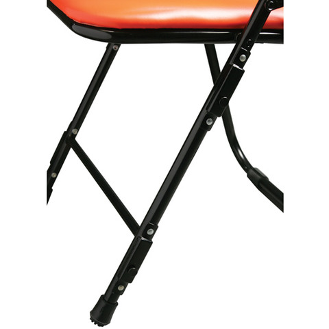 Optional Locking Feature for Deluxe Sideline Chairs