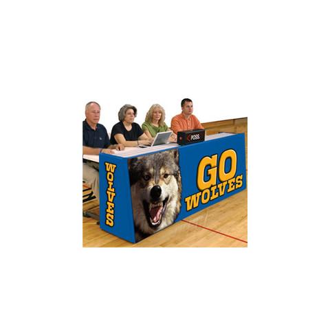 Cover for Bison Sport Pride Floor Model Scorers Table