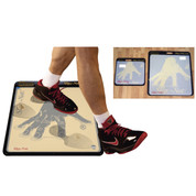 Slipp-Nott Replacement Pad for 15x18 Inch with 75 Sheets to Clean Basketball Shoes for Court