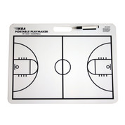 Portable Two Sided Playmaker Basketball Dry Erase Lap Board