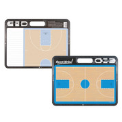 Sport Write Pro 2 Sided Basketball Dry Erase Board - Lap Size