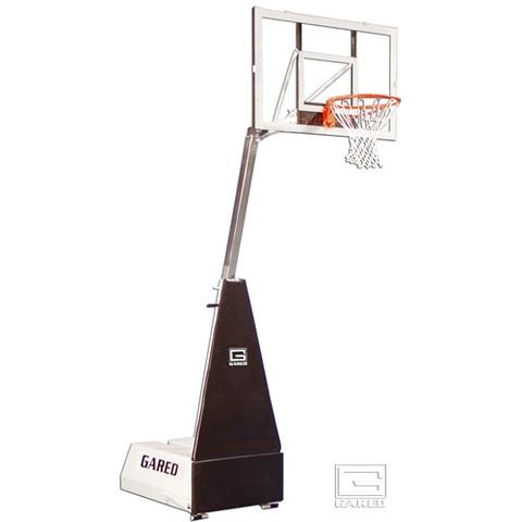 Gared Sports MICRO-Z54 Roll-Around Portable Basketball Goal