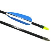 Cajun Archery Fiberglass Recreational Target Shooting Archery Arrows - Dozen