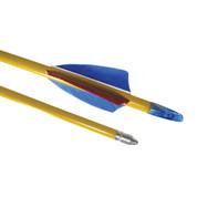 Standard Grade Cedar Shaft Wooden Archery Arrows - Pack of 144