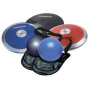 High School Discus and Shot Put Throws Equipment