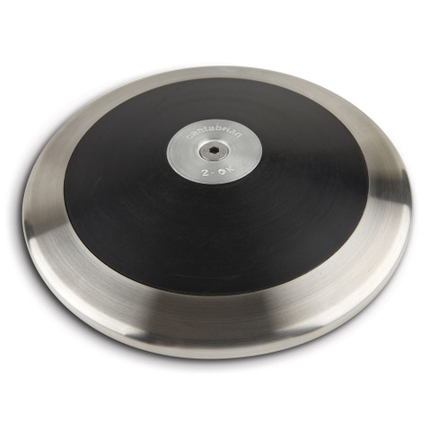 Cantabrian Black Olympia Discus 1 kilogram
