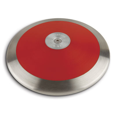 Cantabrian Red Lo-Spin Discus 1.6 kilogram