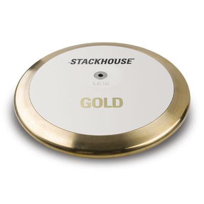 Stackhouse Gold Discus 1.6 kilogram - High School discus