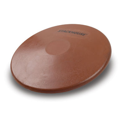 Stackhouse Official Indoor Rubber Discus 1.6 kilogram  - Indoor Rubber Practice Discus