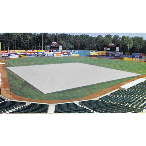 Baseball Field Cover 160' x 160' Weight: 1090 lb