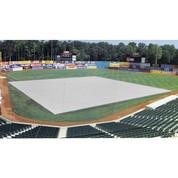 Softball Field Cover 120' x 120' Weight: 625 lbs