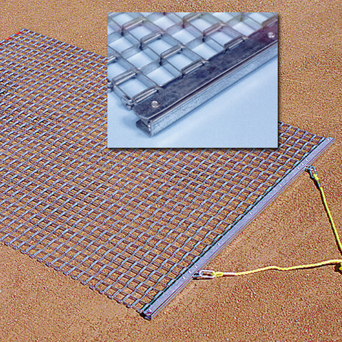 All-Steel 3' x 5' Drag Mat