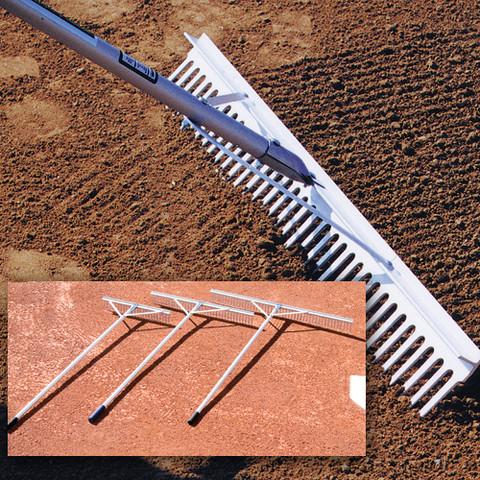 """Aluminum Maintenance Rake - 48"""""""