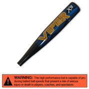 "Viper X9 Youth Bat - Size 28"""