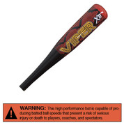 "Viper X8 Youth Bat - Size 27"""
