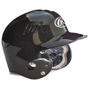 Junior Batting Helmet- Black