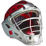 Varsity Two-Tone Catcher's Helmet - Royal