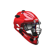 Schutt 2966 Air Maxx Catch Helmet - Scarlet