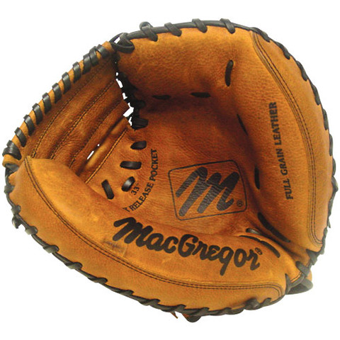 MAC Varsity Series Catchers Mitt RHT