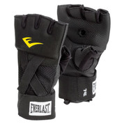 Evergel Handwraps-Black - Size Medium
