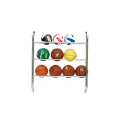 Wall Rack for Storage of up to 15 balls