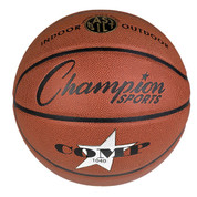 Champion Sports Composite Basketball - Junior Size NFHS and NCAA Approved