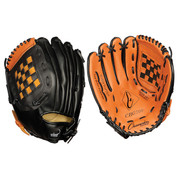"""Baseball and Softball Leather and Vinyl Fielder's Glove  - Full Right - 12"""""""