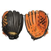 "Baseball and Softball Leather Fielder's Glove  - Full Right - 12"""