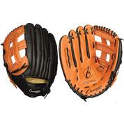 "Baseball and Softball Leather Fielder's Glove  - Full Right - 13"""