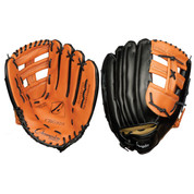 """Baseball and Softball Leather and Vinyl Fielder's Glove - 13"""""""