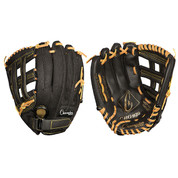 """Baseball and Softball Leather and Nylon Glove  - Full Right - 10"""""""