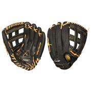 """Baseball and Softball Leather and Nylon Glove - 12"""""""